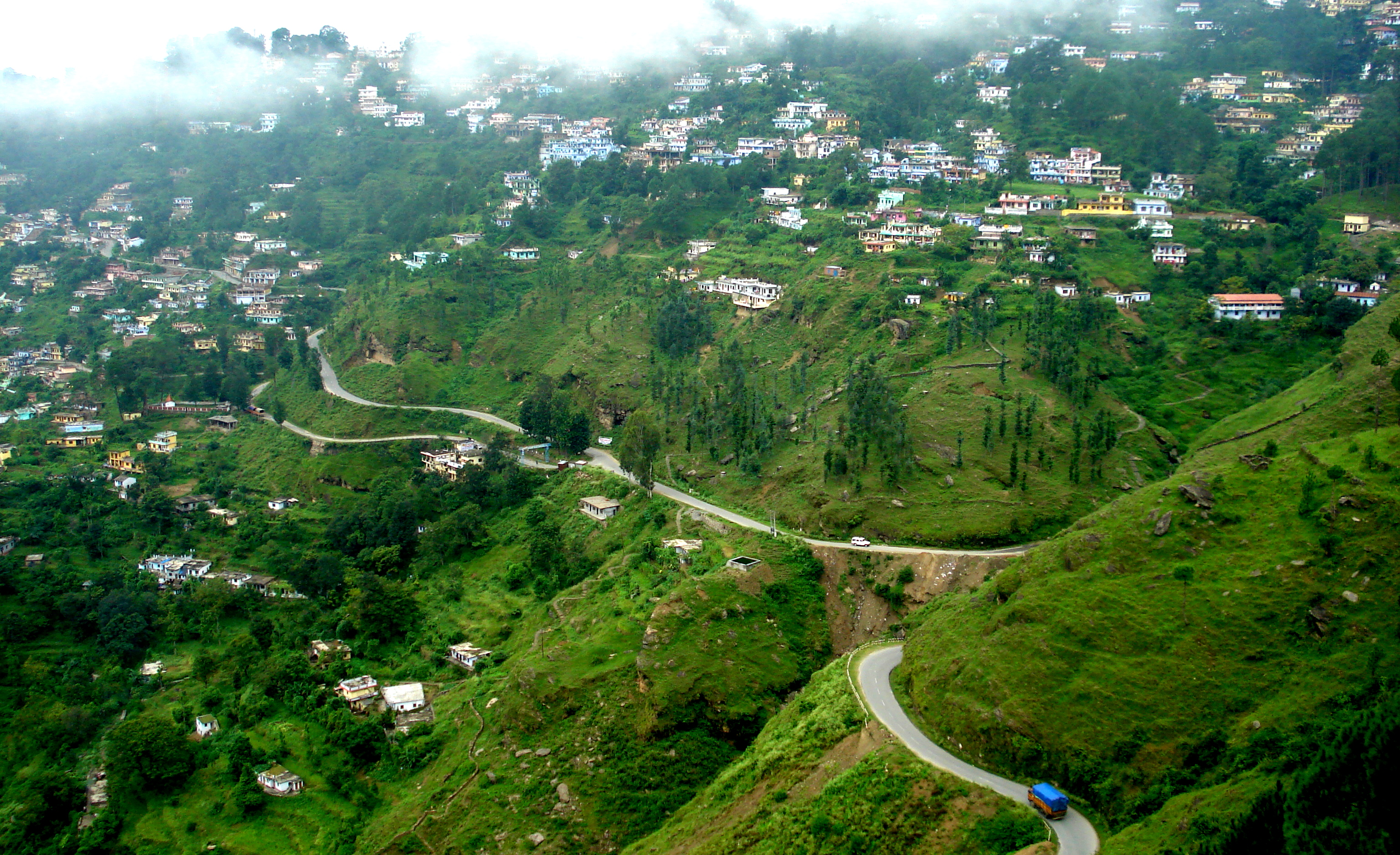 Almora, Uttranchal, India